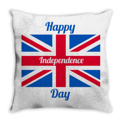Indepence Day Throw Pillow Designed By Anshul Kumar Mourya