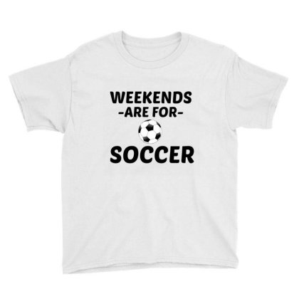 Soccer Weekend Youth Tee Designed By Perfect Designers