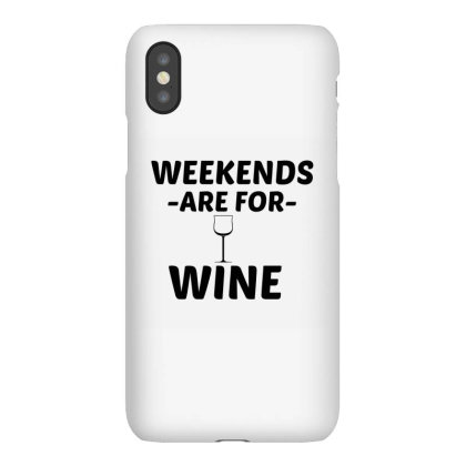 Wine Weekend Iphonex Case Designed By Perfect Designers