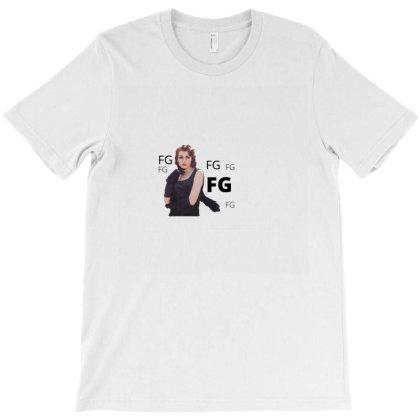 Fg T-shirt Designed By Cuser3853