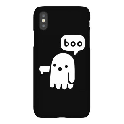 Ghost Boo Iphonex Case Designed By Kiva27
