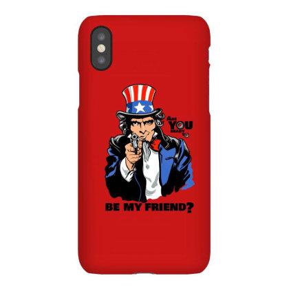 Uncle Sam Iphonex Case Designed By Chiks