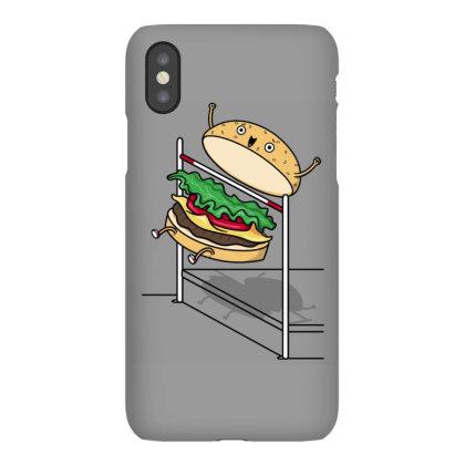 Burger Jump! Iphonex Case Designed By Raffiti