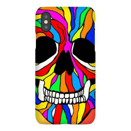 Skull Pride Iphonex Case Designed By Appicleart