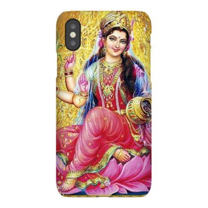 Goddess Lakshmi Iphonex Case Designed By Little Wonders