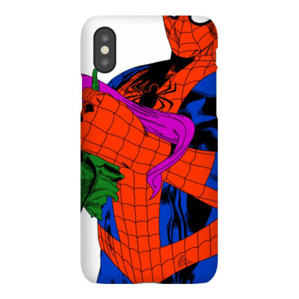 Spider Man Iphonex Case Designed By Appicleart