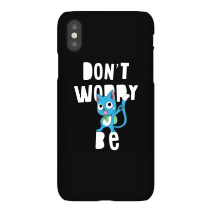Don't Worry Be..? Iphonex Case Designed By Kiva27