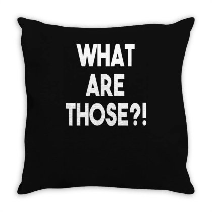 What Are Those Throw Pillow Designed By L4l4pow