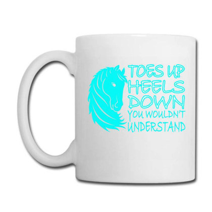 Toes Up Heel Down Coffee Mug Designed By Ashlıcar