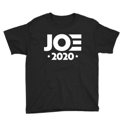 Joe Biden 2020 Campaign Youth Tee Designed By Domino Tees