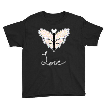 Love Youth Tee Designed By Domino Tees