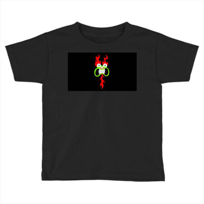 Aku Toddler T-shirt Designed By Appicleart