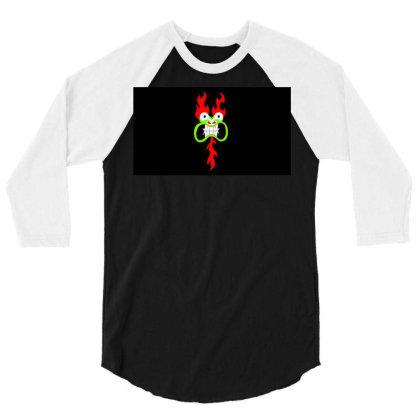 Aku 3/4 Sleeve Shirt Designed By Appicleart