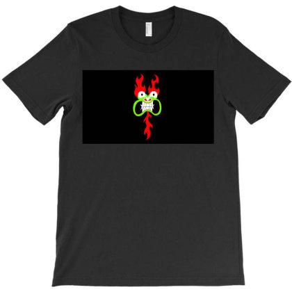 Aku T-shirt Designed By Appicleart