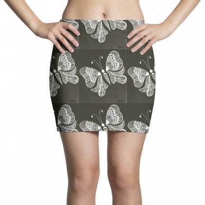 Buterrfly Mini Skirts Designed By Sinchana Ko