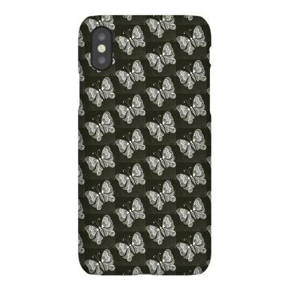 Buterrfly Iphonex Case Designed By Sinchana Ko
