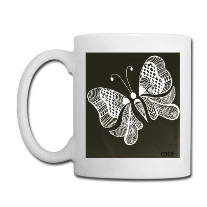 Buterrfly Coffee Mug Designed By Sinchana Ko