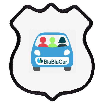 Blablacar Traveler Free Shield Patch Designed By Zeronos890909