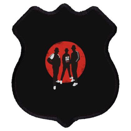 Three Rapper Boys Shield Patch Designed By Feniavey