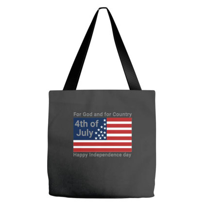 For God And For Country Fourth Of July Usa Shirts Tote Bags Designed By Jack14