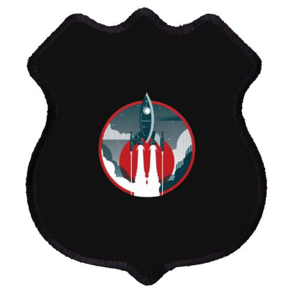 The Voyage Shield Patch Designed By Feniavey