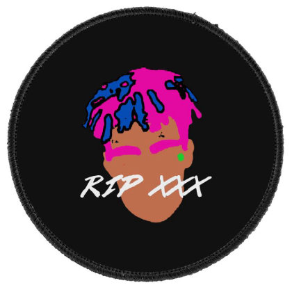 Rest In Peach 1998 2018 Tee Round Patch Designed By Pinkanzee