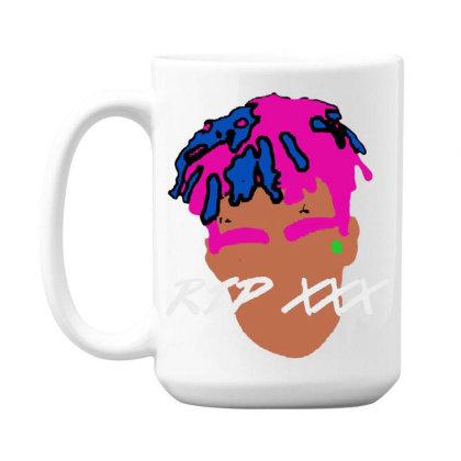Rest In Peach 1998 2018 Tee 15 Oz Coffe Mug Designed By Pinkanzee
