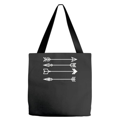 Archery Arrows Tote Bags Designed By Erishirt