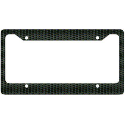 Real Men Love Magpies License Plate Frame Designed By Pinkanzee
