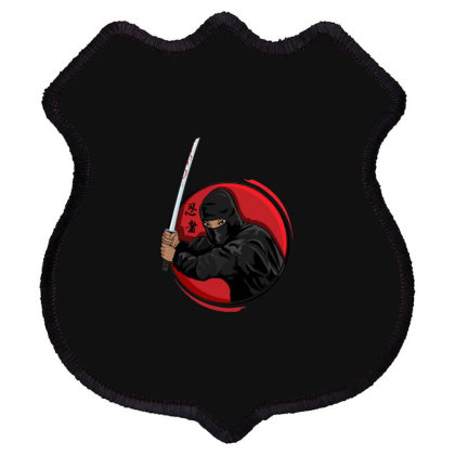 The Last Samurai Shield Patch Designed By Feniavey
