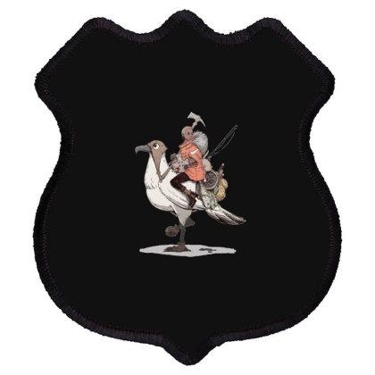 The Last Hero Shield Patch Designed By Feniavey