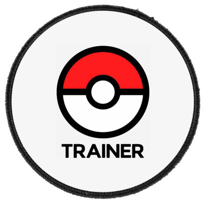 Trainer Round Patch Designed By Pinkanzee