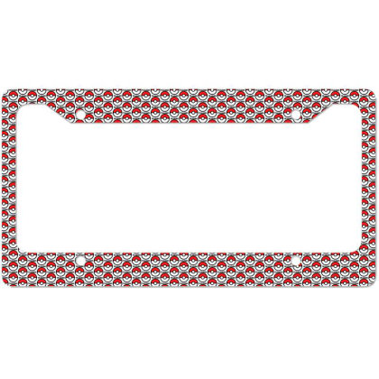 Trainer License Plate Frame Designed By Pinkanzee