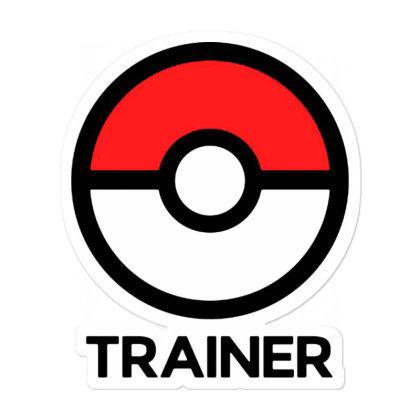 Trainer Sticker Designed By Pinkanzee