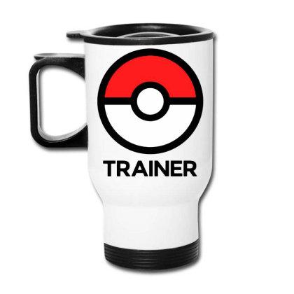 Trainer Travel Mug Designed By Pinkanzee