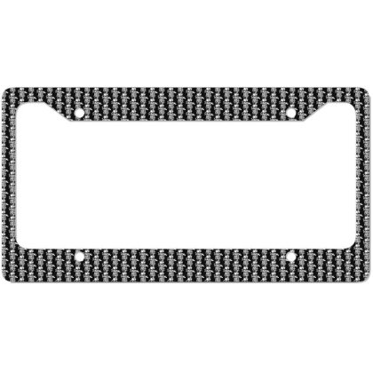 Free Prison License Plate Frame Designed By Pinkanzee
