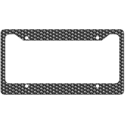 Muddy Waters License Plate Frame Designed By Pinkanzee