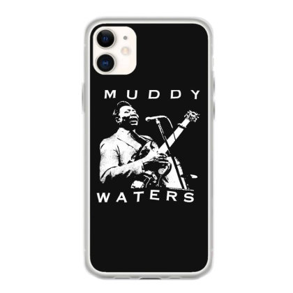 Muddy Waters Iphone 11 Case Designed By Pinkanzee