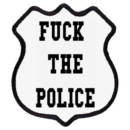 The Police Shield Patch Designed By Pinkanzee