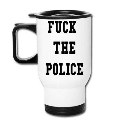 The Police Travel Mug Designed By Pinkanzee