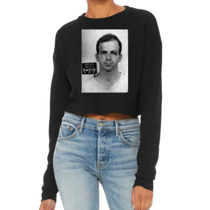 The Police Cropped Sweater Designed By Pinkanzee