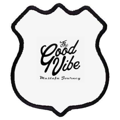 The Good Vibe Shield Patch Designed By Feniavey
