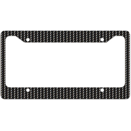 Awesome License Plate Frame Designed By Pinkanzee