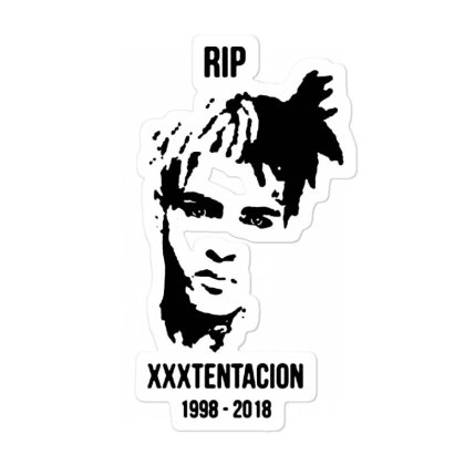 He Will Forever Be In Our Memories... Sticker Designed By Pinkanzee
