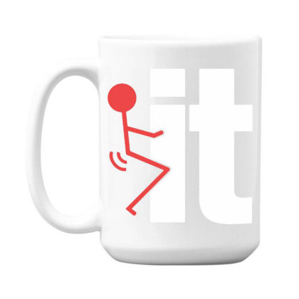 It 15 Oz Coffe Mug Designed By Pinkanzee