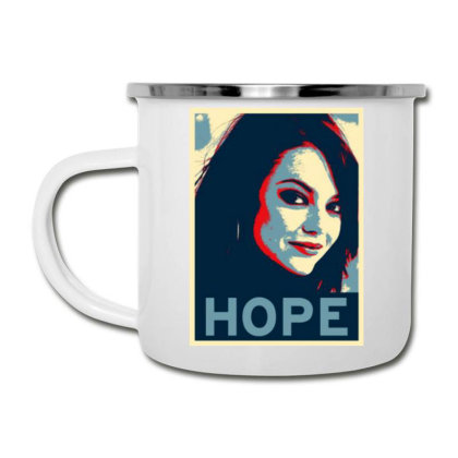 Hope Poster Camper Cup Designed By Pinkanzee