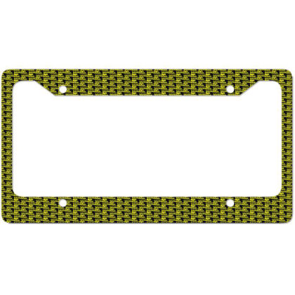 Boogie Nights Saturday Night Beaver License Plate Frame Designed By Pinkanzee