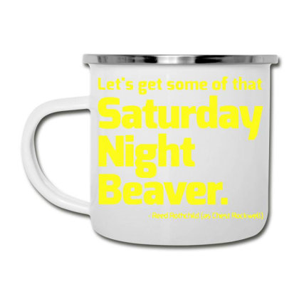 Boogie Nights Saturday Night Beaver Camper Cup Designed By Pinkanzee