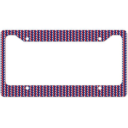 Pong Tour License Plate Frame Designed By Pinkanzee