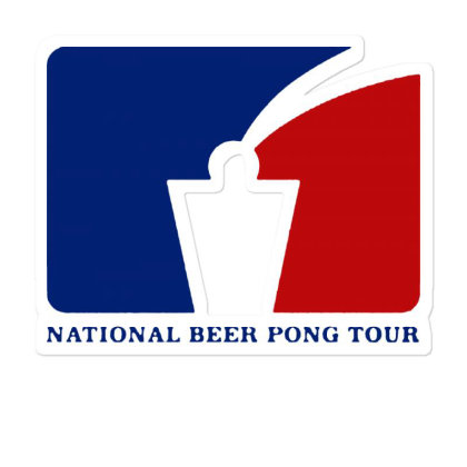 Pong Tour Sticker Designed By Pinkanzee